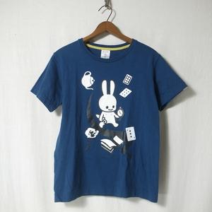 CUNE キューン アリスインワンダーランド パロディ Tシャツ S / うさぎ 不思議の国のアリス cune in wonderland