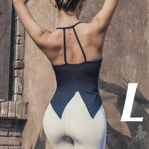 肌色が白くみえるブラトップ ヨガウェア スポーツブラ パット付き ヨガブラ