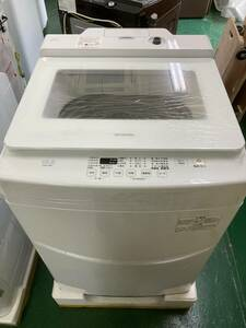 ★未使用品★アイリスオーヤマ 洗濯機 10kg IAW-T1001 2020年 大容量 福島 郡山市★直接渡しOK★
