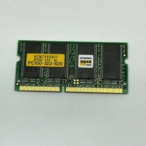 HYUNDAI* for laptop 64MB memory *PC100-322-620