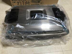 未使用 タイガー ホットプレート CPV-G130 TH メタリックブラウン たこ焼き 焼肉 鉄板焼き