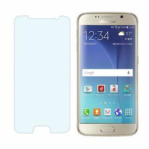 Galaxy S6 SC-05G 9H 0.26mm 強化ガラス 液晶保護フィルム 2.5D KC37
