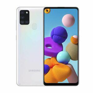 Galaxy A21 A21s 6.5インチ(5.8インチではないです) 枠黒色 9H 0.26mm 強化ガラス 液晶保護フィルム 2.5D K047
