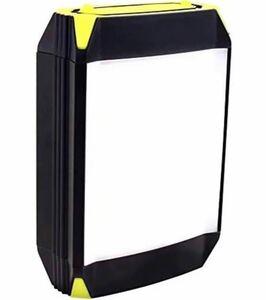 新品未使用 LED投光器 充電式 大容量 LEDランタン キャンプライト LED投光器 6000mAh PSE認証