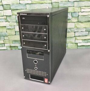 自作PC デスクトップパソコン Windows10 Core i7-4770 3.40GHz 8GB HDD2TB SSD120GB GPU MSI GTX960 2DG5 2106LO036