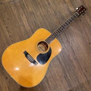 Morris W-20 Acoustic Guitar Made in Japan акустическая гитара Morris -GrunSound-x031-