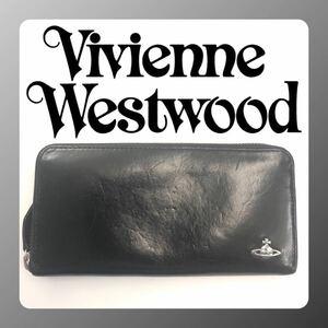 ヴィヴィアン Vivienne レザー 長財布 A1000442