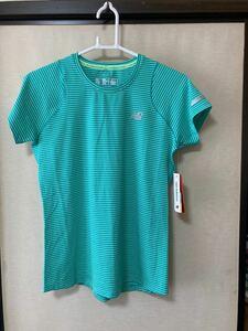 ニューバランス・Tシャツ レディースM