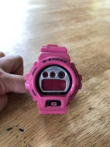 CASIO G-SHOCK DW-6900CS-4JF Crazy Colors クレイジーカラーズ PINK ピンク