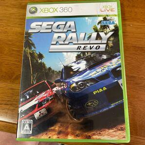 【xbox360】 SEGA RALLY REVO 日本語版