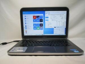 DELL Inspiron 5423 Core i5 3337U 1.8GHz 6GB 500GB 14インチ DVD作成 Win10 64bit Office USB3.0 Wi-Fi HDMI [79474]