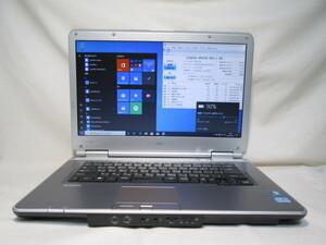 NEC VersaPro VK26MD-F PC-VK26MDZCF Core i5 3320M 2.6GHz 8GB 480GB 爆速SSD 15.6インチ Win10 64bit Office USB3.0 Wi-Fi HDMI [79482]