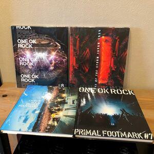 ONE OK ROCK プライマルフットマーク ワンオク プライマル