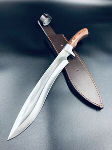 期間限定価格。送料無料。サバイバルナイフ ハンティングナイフ シースナイフ HDDアウトドアナイフ KNIFE ナイフ