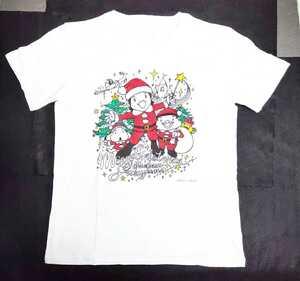 福山雅治×リリー・フランキー コラボTシャツ ホワイト フリーサイズ CD はつ恋 初回生産限定盤特典