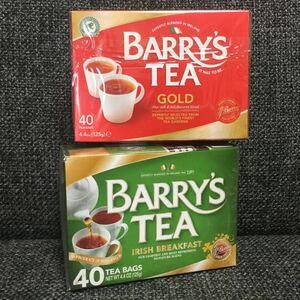 BARRY'S TEA バリーズティー★ゴールド・イングリッシュブレックファスト★紅茶