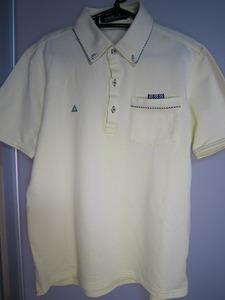 Le coq sportif golf collection ルコック スポルティフ ゴルフ コレクション ポロシャツ Lサイズ 良品!