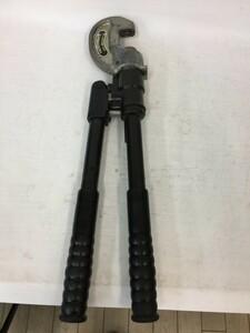 【中古品】バーンデイ 手動油圧圧着工具 Y8T ITQJT59NHZMS