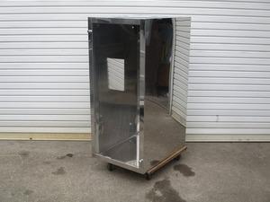 y1689-19 業務用 ステンレス レンジフード W1100×D500×H650 店舗用品 中古 厨房