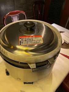 リンナイ ガス炊飯器 都市ガス RR-30S2 業務用