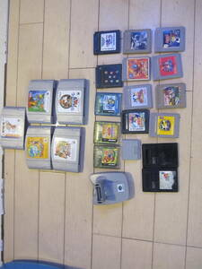任天堂 Nintendo ゲームボーイ  64 カセットまとめ