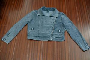 ●H&M● デニム  長袖ジャケット レーディス EUR(Lサイズ) きれいめ