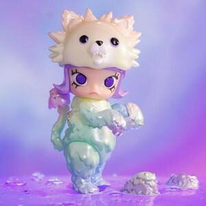 KENNYSWORK x INSTINCTOY x POP MART Erosion Molly Costume Curio Molly inc muckey vincent popmart SECRET 1/144