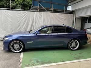 即決価格表記有り!BMWアルピナB7 BITURBOリムジン 4.4LV8ツインターボ 520馬力 車検R5年2月 47550km