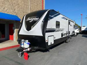[ new car * prompt decision ]2021 GRAND DESIGN Imagine 2970RL both sides sliding out attaching 2 axis camping trailer