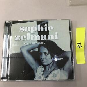 CD 輸入盤 中古【洋楽】長期保存品 sophie zelmani
