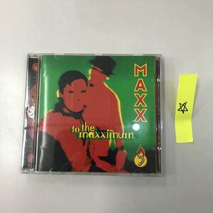 CD 輸入盤 中古【洋楽】長期保存品 MAXX