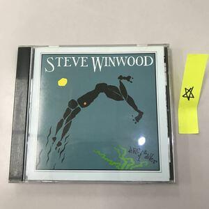 CD 輸入盤 中古【洋楽】長期保存品 STEVE WIEWOOD ARC OF A DIVER