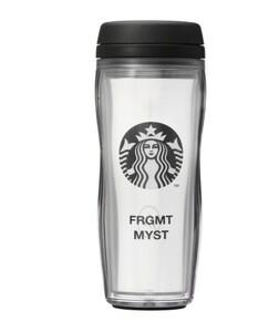 ボトルロゴ FRGMT MYST 355ml スターバックス スタバ タンブラー