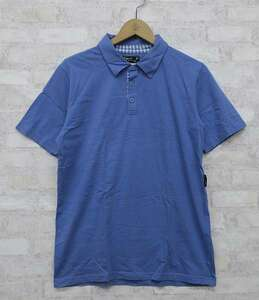at1216/アニエスベーオム 半袖ポロシャツ agnes b homme 送料200円