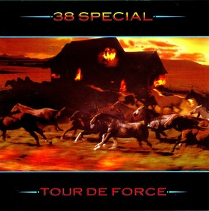 ◆◆38 SPECIAL◆TOUR DE FORCE 38スペシャル ツアー・デ・フォース 83年作 新品 即決 送料込◆◆