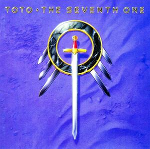 ◆◆TOTO◆THE SEVENTH ONE 第7の剣 88年作 国内盤 即決 送料込◆◆