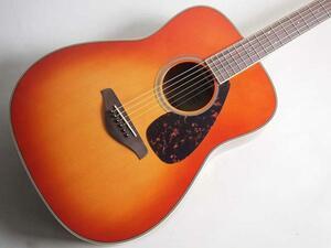 YAMAHA/FG820 アコースティックギター オータムバースト(AB)【北海道・離島送料別途です】