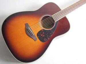 YAMAHA/FG820 アコースティックギター ブラウンサンバースト(BS)【北海道・離島送料別途です】