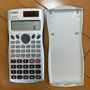 CASIO fx-3650P  関数電卓