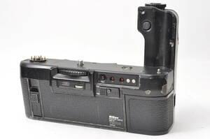 貴重品 ニコン Nikon MD-4 モータードライブ 【バッテリーユニット MN-2付き】 ♯A383