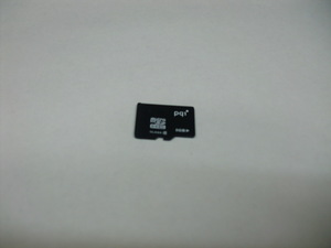 micro SDHCカード pq1 8GB フォーマット済み 送料63円 (ミニレター) マイクロ SDカード