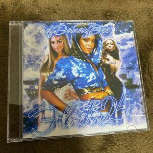【DJ DANNY DEE】R&B FLAVA 24【MIX CD】【廃盤】【送料無料】