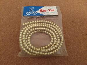 NOS Bike pak ビンテージ ケーブルラップ ゴールド (検 ショベルヘッド パンヘッド ナックルヘッド ボバー チョッパー