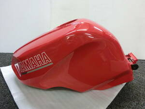 YAMAHA TRX850 4NX 純正 ガソリンタンク 燃料タンク タンク 赤 フューエルタンク TRX