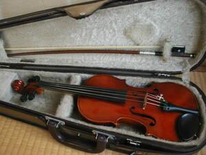 ♪鈴木バイオリン SUZUKI VIOLIN No.200 1/8 Anno1998 お子様用♪