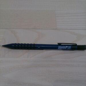 新品未使用 即決 ぺんてる シャープペン スマッシュ ネイビー軸 Pentel smash Q1005-11A 限定色