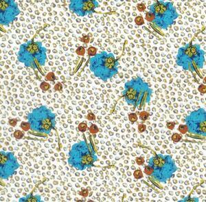 リバティ ジュニパー ブルー&グリーン 生地幅×200cm 国産タナローン カットクロス はぎれ ハンドメイド