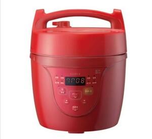 (新品)siroka電気圧力鍋
