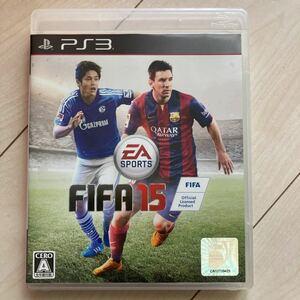 FIFA15 PS3ソフト ゲーム サッカー PlayStation3