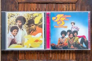 ★【ゆうパケット送料無料!】The Jackson 5 Ansology (2CD 国内BEST盤) Maybe Tomorrow ジャクソン5 Michael Jackson【中古CD・美品】★